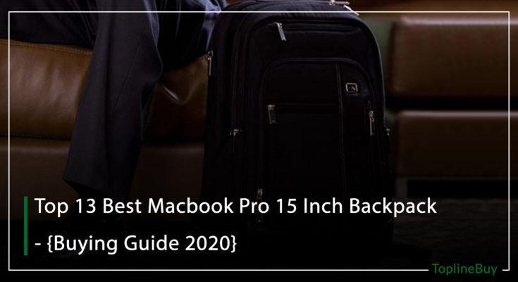macbook pro 15 inch backpack