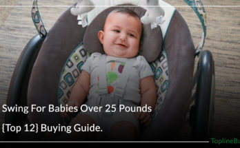 Swing For Babies Over 25 Pounds