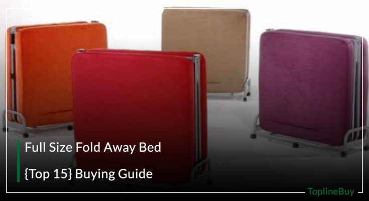 Full Size Fold Away Bed