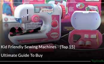Kid Friendly Sewing Machines