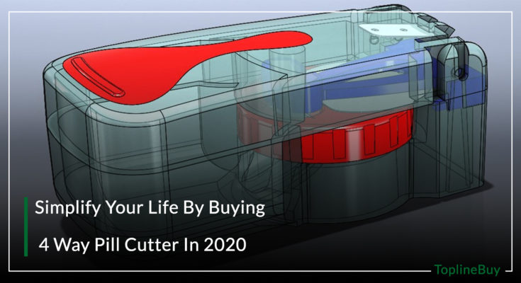 Simplify Your Life By Buying 4 Way Pill Cutter In 2020