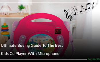 Best Kids Cd Player With Microphone