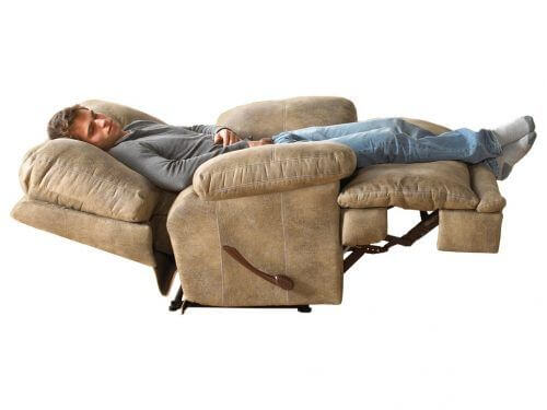 recliner for tall man