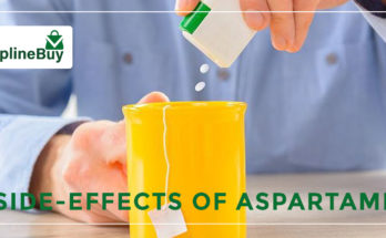 Side-effects of Aspartame