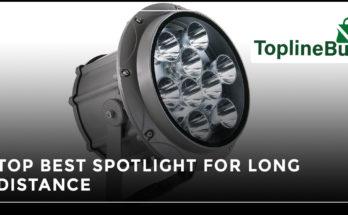 best spotlight for long distance